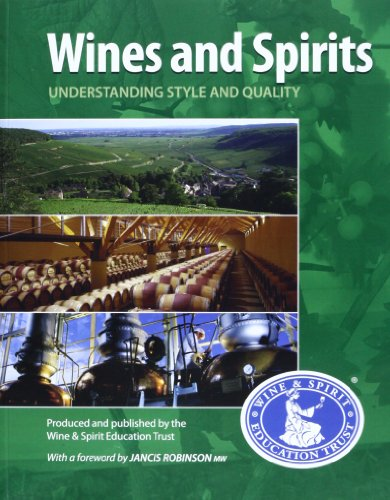 9781905819157: Wines and Spirits Understanding Style Ay