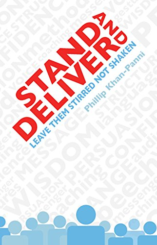 9781905823697: Stand and Deliver: Leave Them Stirred Not Shaken