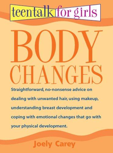 9781905825301: Body Changes (Teen Talk for Girls)