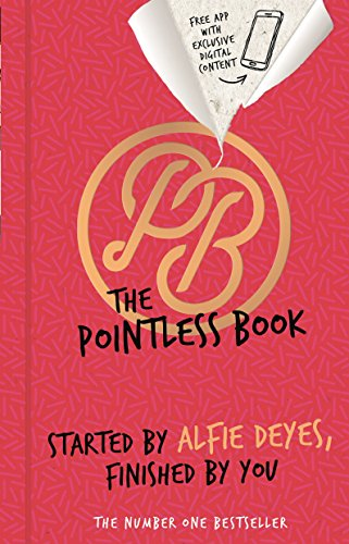 9781905825905: The Pointless Book: Started by Alfie Deyes, Finished by You
