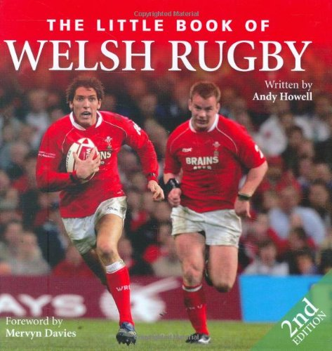 9781905828463: Little Book of Welsh Rugby (Little Books)