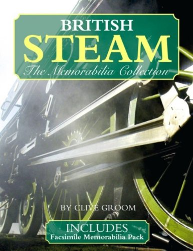 9781905828609: British Steam: The Memorabilia Collection