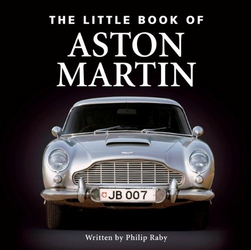9781905828876: Little Book of Aston Martin