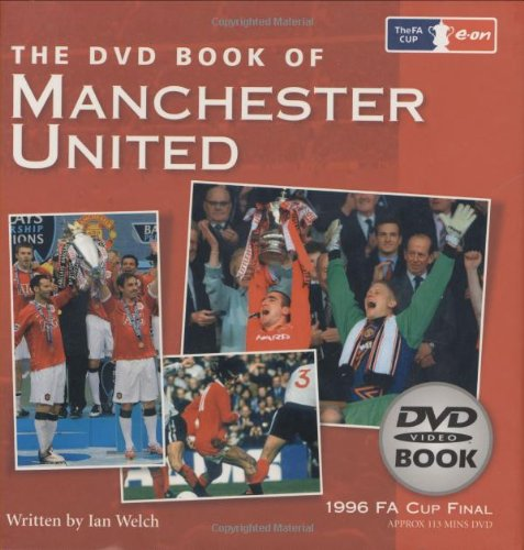 9781905828944: DVD Book of Manchester United (Book & DVD)