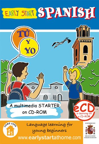 9781905842599: Early Start Spanish 1 Interactive CD-ROM for Home Users