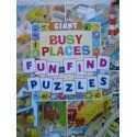 9781905844654: Giant Busy Places Fun to Find Puzzles