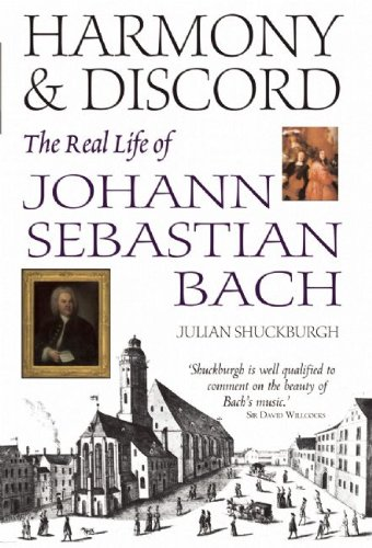 9781905847853: Harmony and Discord: The Real Life of Johann Sebastian Bach