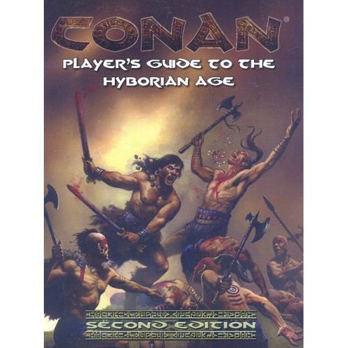 9781905850174: Player's Guide to the Hyborian Age (Conan (Mongoose Publishing))