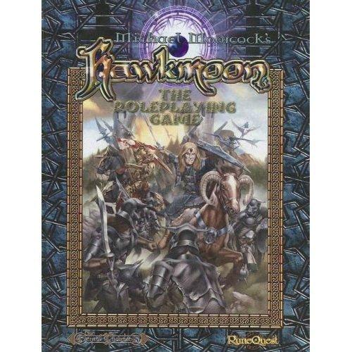 9781905850211: RuneQuest Hawkmoon (Runequest RPG)