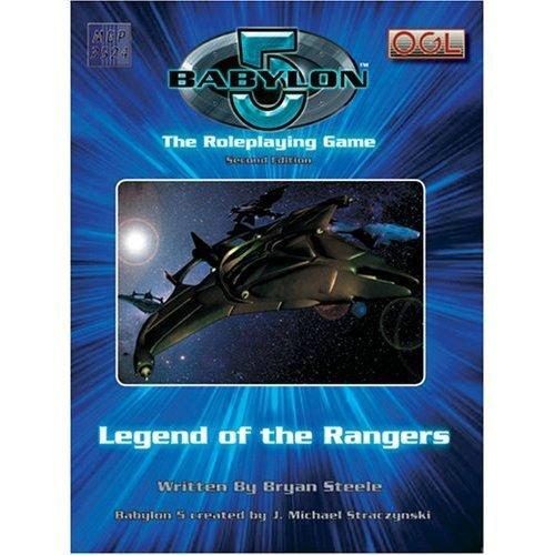 9781905850259: Babylon 5 - Legends of the Rangers