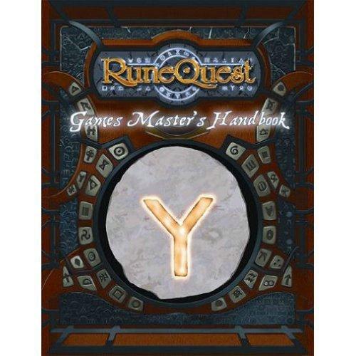 9781905850457: Runequest: Games Master's Handbook