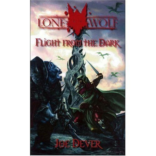 9781905850655: Lone Wolf: Flight from the Dark (Bk. 1)
