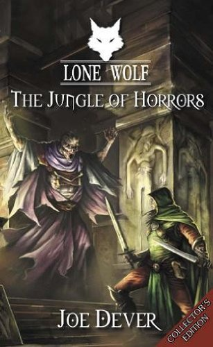 9781905850723: Lone Wolf 8: The Jungle of Horrors