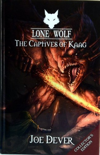 9781905850785: Lone Wolf Book 4: The Captives of Kaag - Collector's Edition