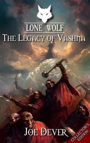 9781905850808: Lone Wolf 16: The Legacy of Vashna