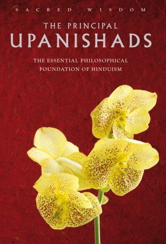 9781905857081: The Principal Upanishads: The Essential Philosophical Foundation of Hinduism (Sacred Wisdom)