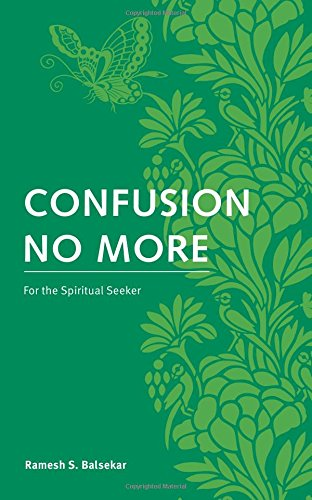 9781905857142: Confusion No More: For the Spiritual Seeker [CONFUSION NO MORE] [Paperback]