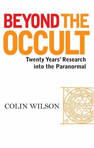 Beyond the Occult: Harry Hill