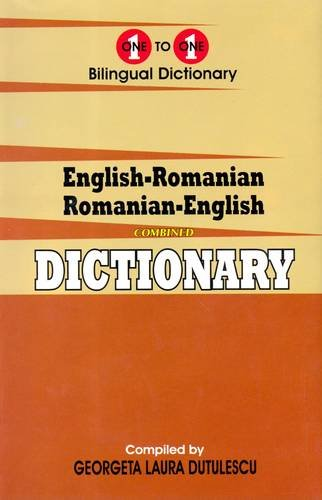 9781905863969: English-Romanian & Romanian-English One-To-One Dictionary