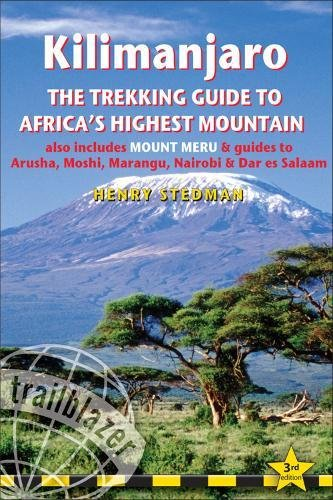 9781905864249: Kilimanjaro: A Trekking Guide to Africa's Highest Mountain
