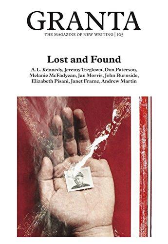 9781905881055: Granta 105: Lost and Found (Granta: The Magazine of New Writing)
