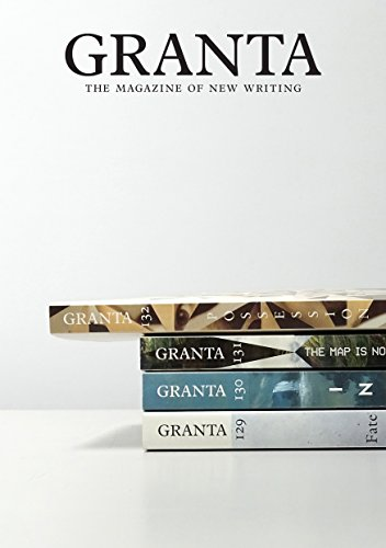 Granta 135: New Irish Writing (The Magazine of New Writing)