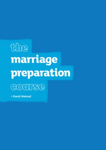 9781905887477: Marriage Preparation Course Guest Manual 2009