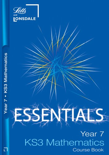9781905896660: Year 7 Maths: Course Book (Lonsdale Key Stage 3 Essentials)