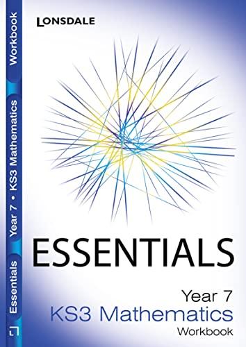 9781905896691: Year 7 Maths: Workbook (inc. Answers) (Lonsdale Key Stage 3 Essentials)