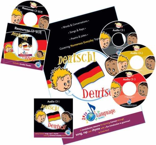 Deutsch! Deutsch!: Pack (Mixed media product): Carole Nicoll