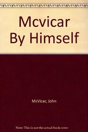 9781905904563: McVicar by Himself