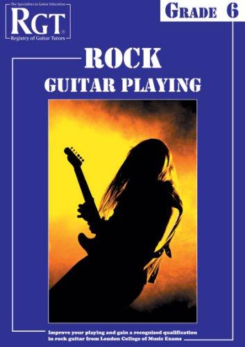 RGT Rock Guitar Playing - Grade Six: Skinner, Tony
