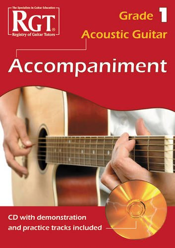 9781905908417: Acoustic Guitar Accompaniment RGT Grade One