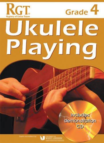 9781905908547: Rgt Grade Four Ukulele Playing