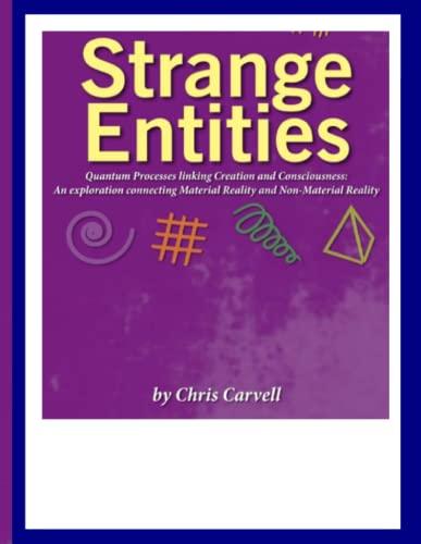 9781905912360: Strange Entities