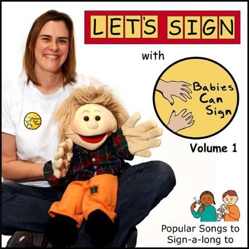 Let's Sign Songs for Children Audio CD: Gilbert, Vicki