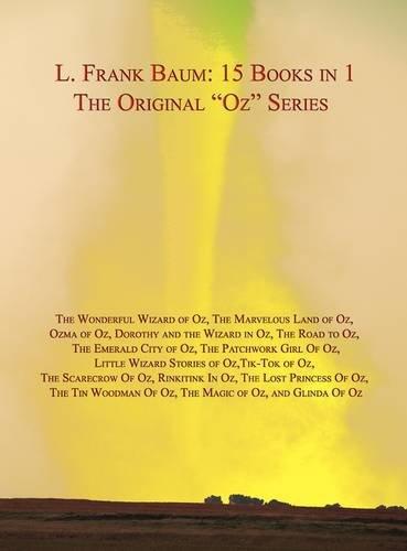 9781905921225: The Original Oz Series (15 Books in 1)