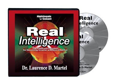 Real Intelligence by Lawrence D. Martel (Nightingale Conant)