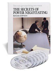 The Secrets of Power Negotiating: Dawson, Roger