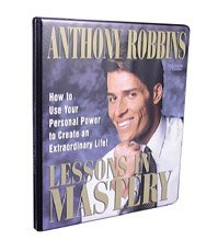 9781905953899: Lessons in Mastery by Anthony Robbins (Nightingale Conant)