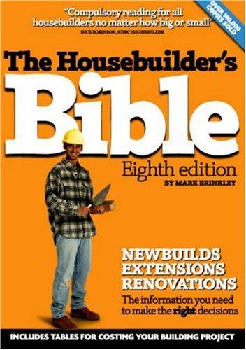9781905959150: Housebuilder's Bible (8th Edition)