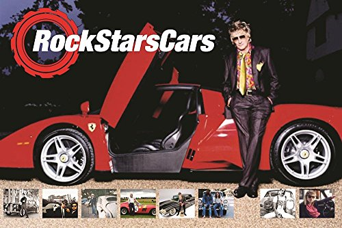 ROCK STARS CARS: David Roberts