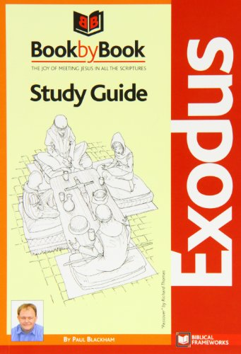 9781905975082: Book by Book: Exodus Study Guide
