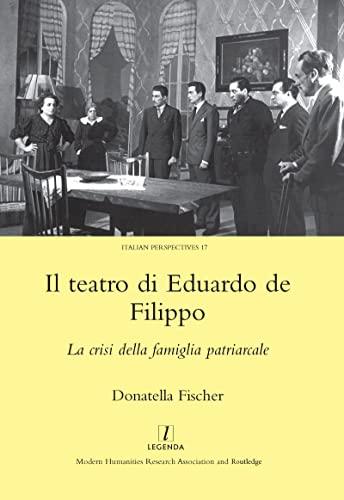 Il Teatro di Eduardo de Filippo: La: Donatella Fischer
