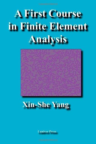 A First Course in Finite Element Analysis: Yang, Xin-She