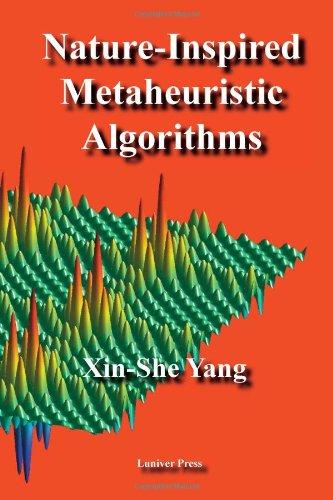 9781905986101: Nature-Inspired Metaheuristic Algorithms