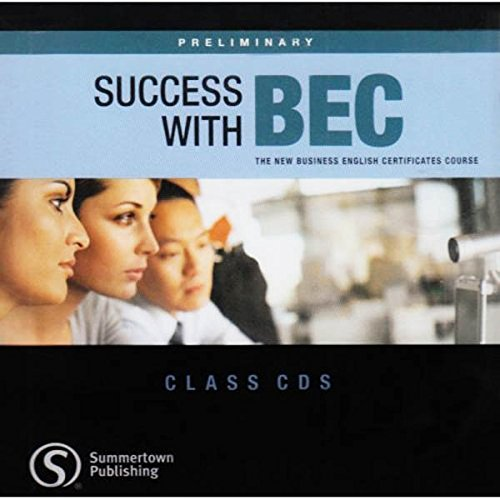 Success with BEC Preliminary - Audio CD (9781905992003) by Rolf Cook; Mara Pedretti