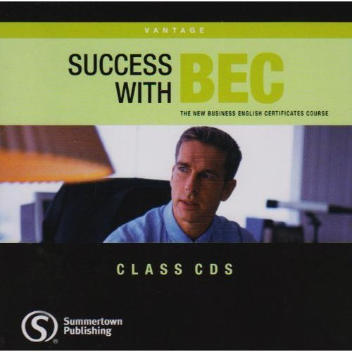 9781905992010: Success with BEC