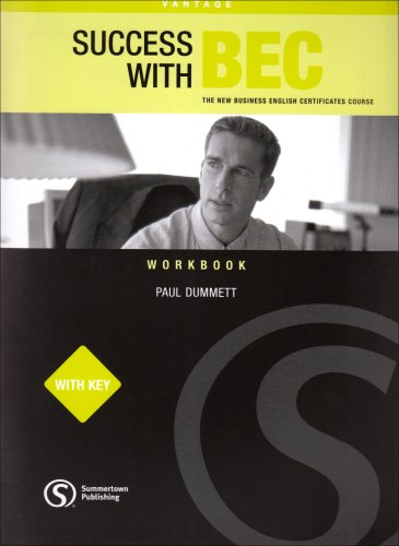 9781905992041: SUCCESS WITH BEC VANTAGE WORKBOOK WITH KEY BRE