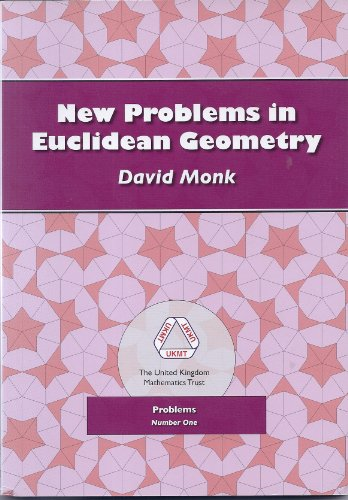 9781906001094: New Problems in Euclidean Geometry